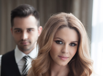 Laura si Mihai Gruia – Doi parinti fericiti