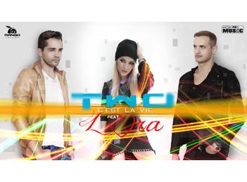 Two si Lora lanseaza single-ul C'est la vie