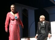Dorin Negrau a creat costumele pentru piesa de teatru regizata de Radu Beligan