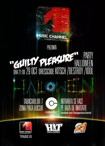 Guilty Pleasure Halloween Party by Music Channel