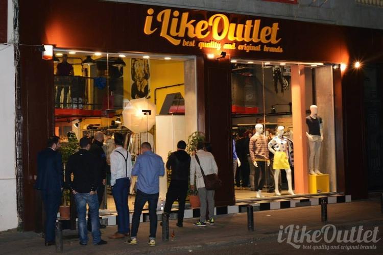 I like Outlet a deschis primul Concept Store din Bucuresti