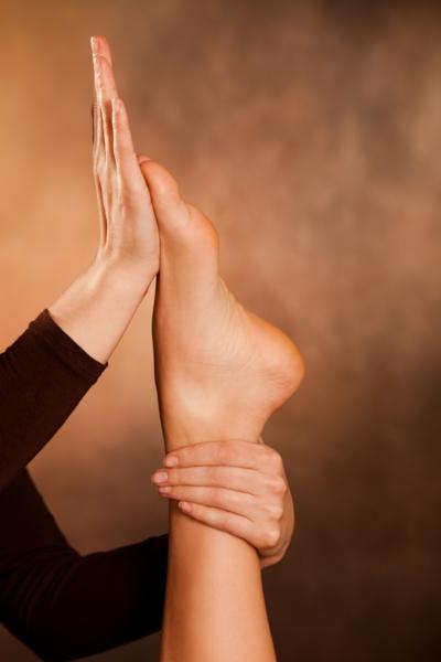 picioare amortite tratament naturist