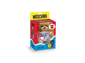 Parfumul-jucarie semnat Moschino