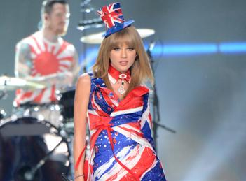 Taylor Swift va canta in cadrul show-ului Victoria's Secret al doilea an la rand