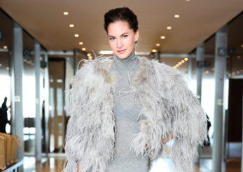 Nepoata lui Audrey Hepburn se lanseaza in modelling