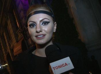 Alexandra Stan, stil de viata sanatos