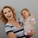 "Elena Andreianu: ""Un copil te maturizeaza si te responsabilizeaza"""