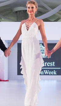 Seductive... la Bucharest Fashion Week