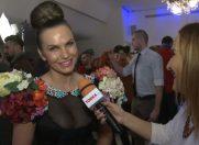 Anna Lesko, primul Craciun in trei!