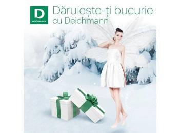 Fapte bune alaturi de Deichmann in luna decembrie