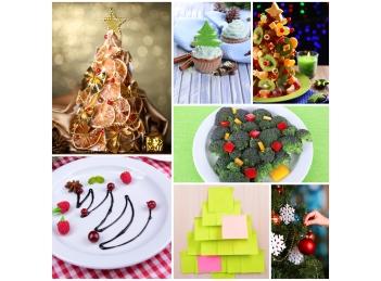 Deserturi simple pentru Crăciun