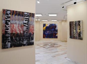 """""""Portalul de energie"""", o nouă expoziție la Galeria Senso"""