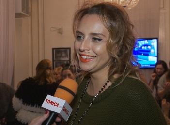 Adina Halas, adepta produselor cosmetice naturale