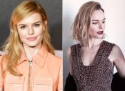 Kate Bosworth a renuntat la parul lung