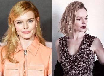 Kate Bosworth a renuntat la parul lung