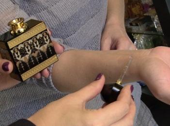 Un nou trend: parfumuri cu arome orientale