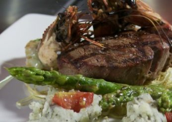 Reteta culinara: Surf and Turf