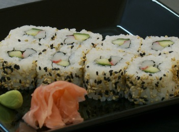 Cum se prepara sushi?