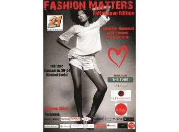 Fashion Matters Fair – Fall in Love Edition