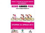Road Grand PINK, concursul de ciclism destinat femeilor