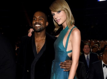Colaborare neasteptata intre Kanye West si Taylor Swift