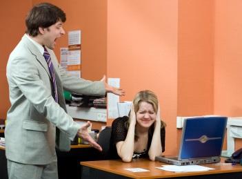 Adevarul despre abuzul emotional la locul de munca