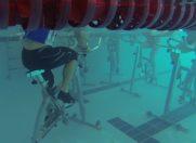 Aqua Cycling, noua tendinta in fitnessul acvatic