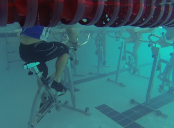 Aqua Cycling, noua tendinta in fitnessul acvatic