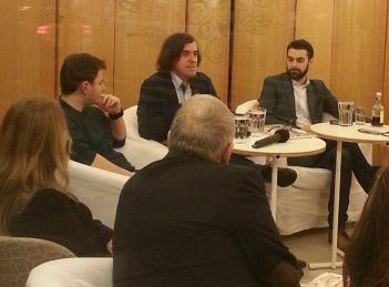 Mircea Cartarescu, primul invitat la aniversarea librariei Humanitas