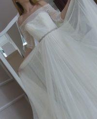 In cautarea rochiei de mireasa perfecte…