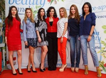 Beauty Tunnel, evenimentul de beauty care a avut loc la Bucuresti Mall
