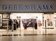 Debenhams revine in Romania