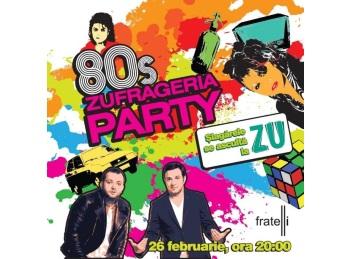 Inapoi in anii '80 cu Radio Zu