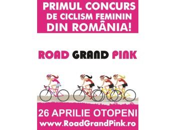 S-a dat startul inscrierilor pentru competitia Road Grand Pink