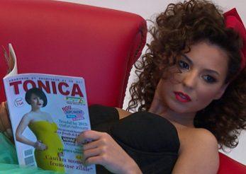 Making of coperta Tonica