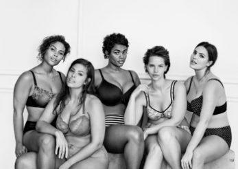 Campania #ImNoAngel sustine femeile plinute