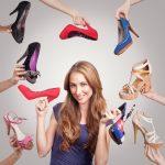 Cati pantofi incap… in viata unei femei?