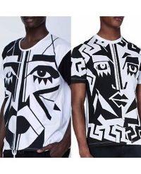 Brandul Versace, acuzat de plagiat