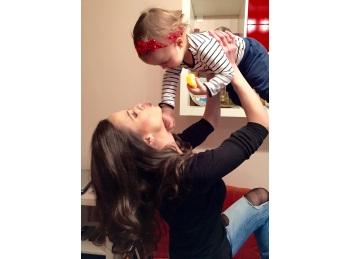 Sfaturi pentru mamici... de la mamici celebre - Livia Graur, prezentatoare Jurnal Prima Tv