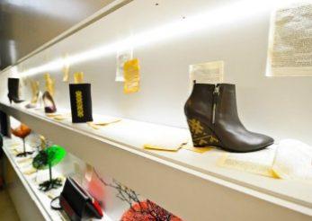 Iutta a lansat prima linie de pantofi cu motive traditionale