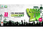 Forza Zu sau cel mai mare concert din Romania