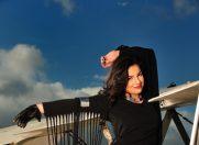 Oana Tache si-a lansat serial pe blog