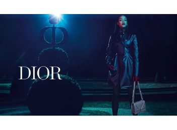 Rihanna, in campania Secret Garden a brandului Dior