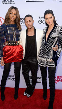 H&M colaboreaza cu Balmain pentru o noua colectie