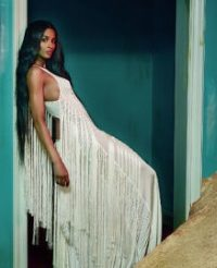 Ciara, imaginea campaniei Roberto Cavalli pentru toamna/iarna 2015-2016