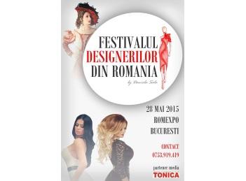 Festivalul designerilor din Romania, un nou concept in moda