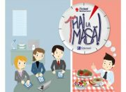 Hai la 1 la masa, o campanie ideala pentru angajatorii si angajatii din Romania
