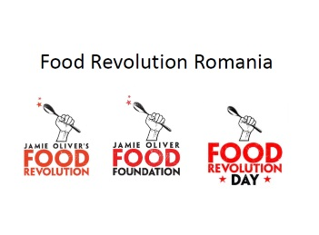 Food Revolution by Jamie Oliver, din nou in Romania