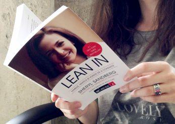 O carte asteptata: Lean In – Sheryl Sandberg – Femeile, munca si vointa de a conduce