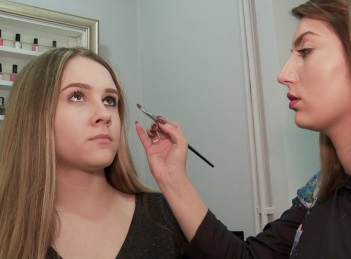 Direct de pe podium: tendinte in make-up